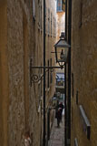 The Alley of Mårten Trotzig is the narrowest one in Stockholm - Last view 2021-02-24