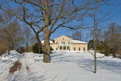 Gumböle manor, built in 1840 - Last view 2020-12-02