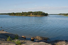 View from Haukilahti spit towards south-west.  - Last view 2021-02-24