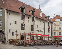 Olde Hansa is a restaurant, where all of the dishes on the menu are cooked using 15th century recipes and methods. - Last view 2021-02-24